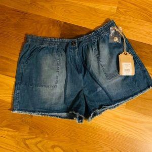 NWT True Craft Drawstring Shorts 💙